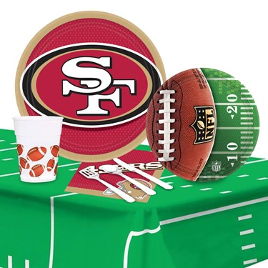 NFL San Francisco 49ers Just Because Pack for 8