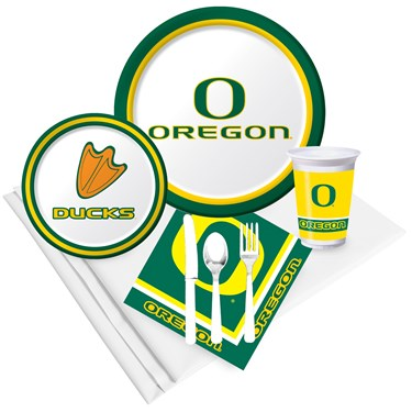 University of Oregon Ducks Just Because Pack for 8