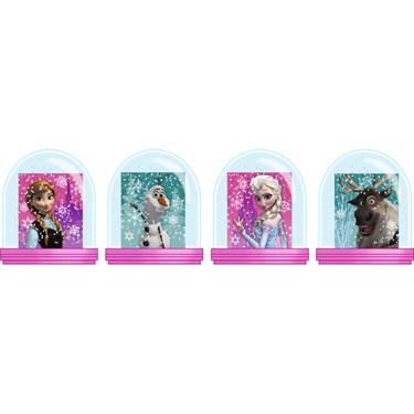 Disney Frozen - Snow Globes (4)