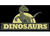 Dino Party Logo