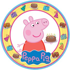 Peppa Pig Party)