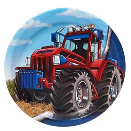 Farm Tractor)