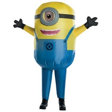 Adult Stuart Minion Inflatable Costume
