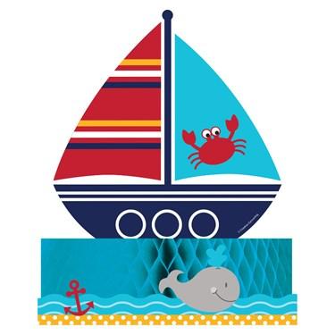 Ahoy Matey Centerpiece