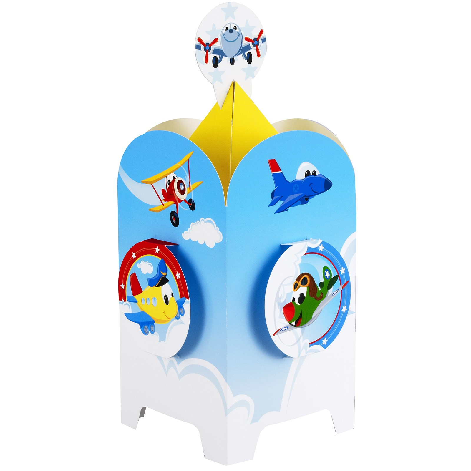 Airplane Birthday Party Get Ready For Takeoff: Airplane Adventure Centerpiece