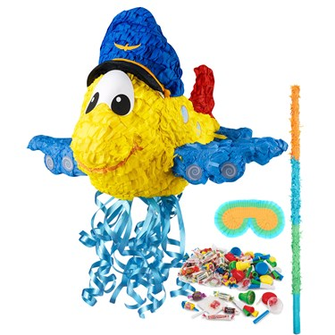 Airplane Adventure Pinata Kit