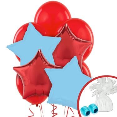 Alice in Wonderland Balloon Bouquet