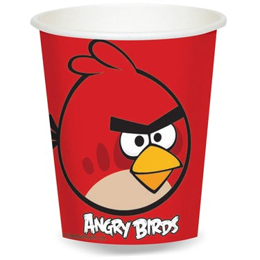 Angry Birds 9 oz. Paper Cups