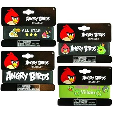Angry Birds Rubber Bracelet