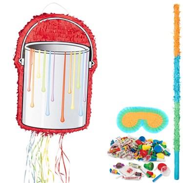 Art Party Pinata Kit