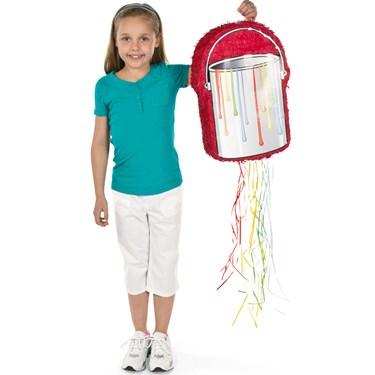 Artist Pull String Pinata
