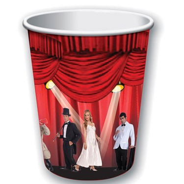 At The Movies  9 oz Paper Cups (8)