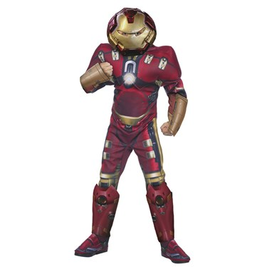 Avengers 2 - Age of Ultron: Deluxe Hulk Buster Kids Costume