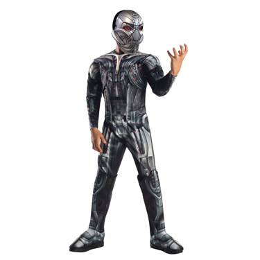 Avengers 2 - Age of Ultron: Deluxe Ultron Costume For Kids