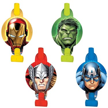 Avengers Assemble - Blowouts (8)