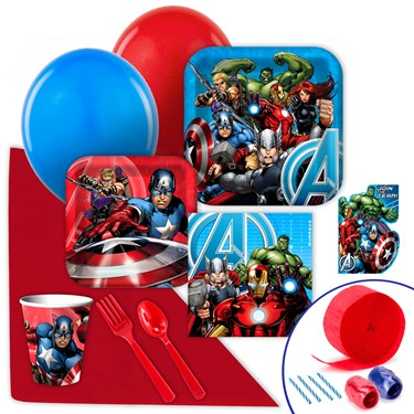 Avengers Assemble Value Party Pack