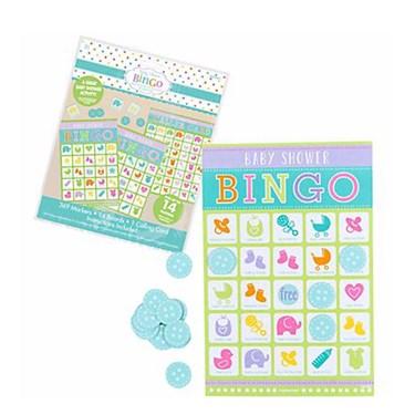 Baby Shower Bingo Game (1)