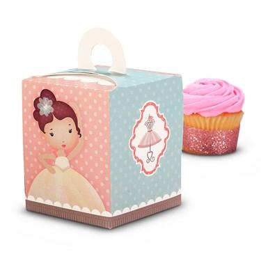 Ballerina Tutu Cupcake Boxes