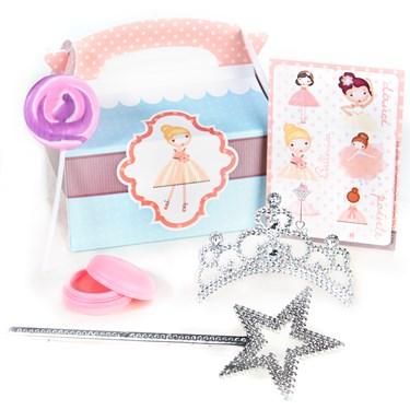 Ballerina Tutu  Favor Pack (4-Pack)