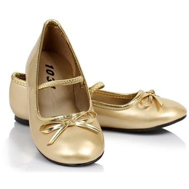 Ballet Flats (Gold) Child