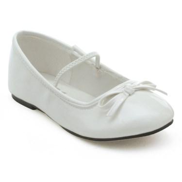 Ballet Flats (White) Child