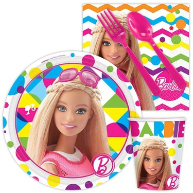 Barbie Snack Party Pack