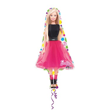"Barbie Sparkle 42"" Balloon"