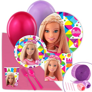 Barbie Value Party Pack