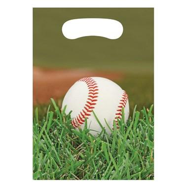 Baseball Fan Treat Bags(8)
