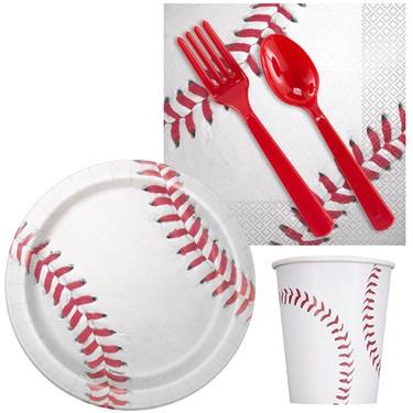 Baseball Fun Snack Pack for 16