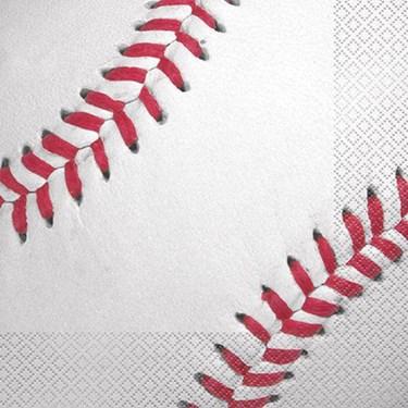 Baseball Lunch Napkin (16)