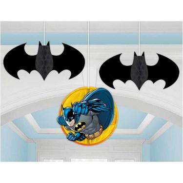 Batman Honeycomb Decor(3)