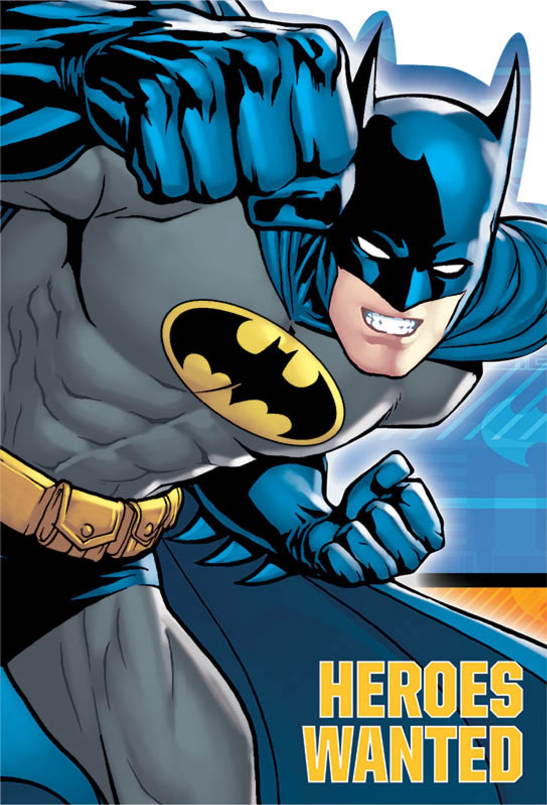 Batman Invitations | BirthdayExpress.com