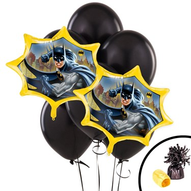 Batman Jumbo Balloon Bouquet