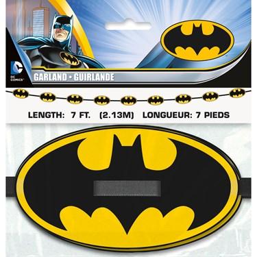 Batman Paper 7' Garland