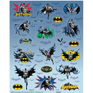 Batman Stickers (4)