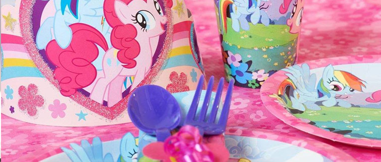 My Little Pony Party Supplies Birthdayexpress Com
