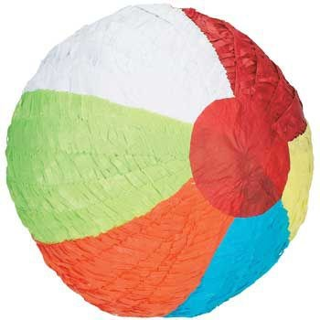 Beach Ball Pinata
