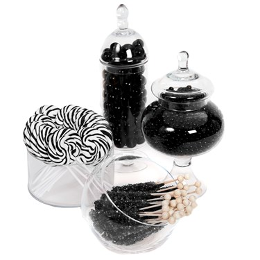 Black Candy Buffet - Large