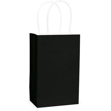 Black Favor Bag