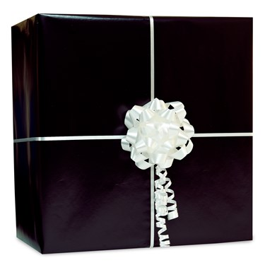 Black Gift Wrap Kit