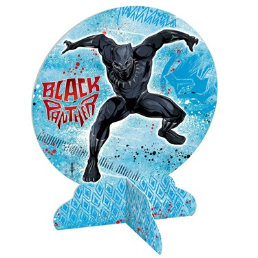 Black Panther Table Centerpiece