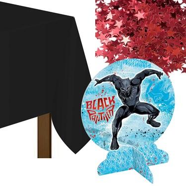 Black Panther Table Decoration Kit