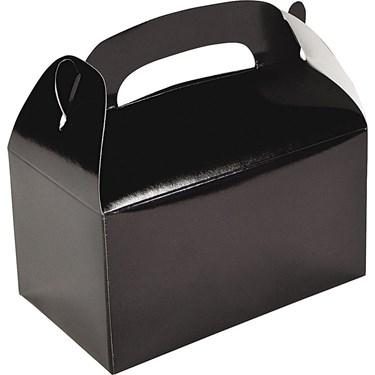 Black Treat Favor Boxes (6)