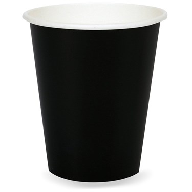 9 oz. Cup - Black