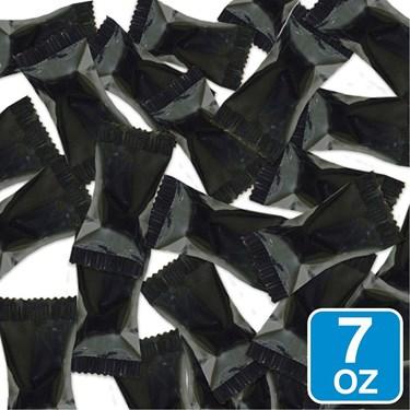Black Wrapper Buttermints 7oz Bag (each)