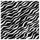 Default Image - Black Zebra Jumbo Gift Wrap