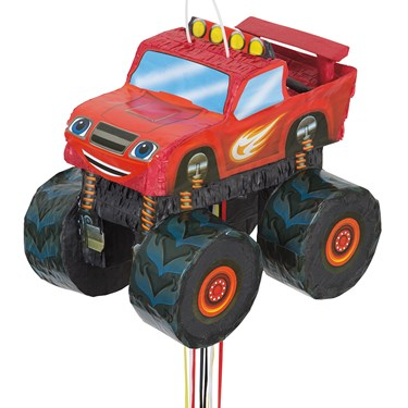 Blaze And The Monster Machines 3d Pinata