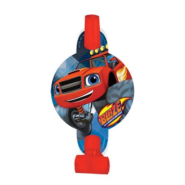 Blaze And The Monster Machines Blowouts