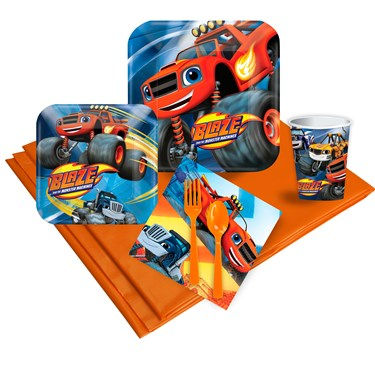 Blaze and the Monster Machines Party Pack